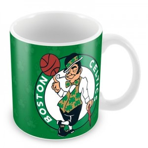 Boston Celtics 11oz Team Logo Mug