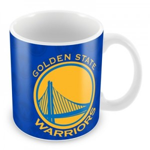Golden State Warriors 11oz Team Logo Mug