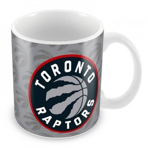 Toronto Raptors 11oz Team Logo Mug