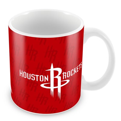 Houston Rockets 11oz Team Logo Mug