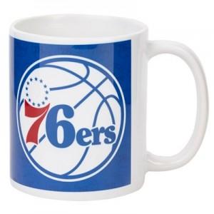 Philadelphia 76ers 11oz Team Logo Mug