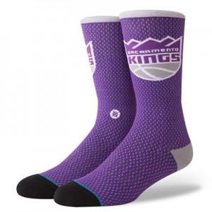 Nike Sacramento Kings Stance Jersey Sock - Mens Sacramento Kings Stance Jersey Sock - Mens