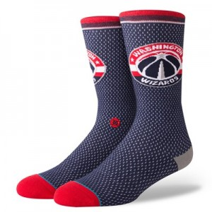 Nike Washington Wizards Stance Jersey Sock - Mens Washington Wizards Stance Jersey Sock - Mens