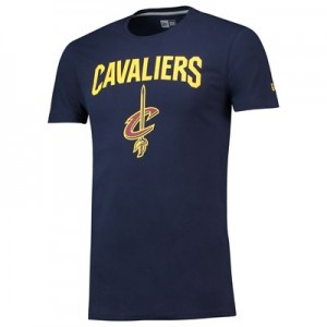 Cleveland Cavaliers New Era Team Logo T-Shirt - Mens