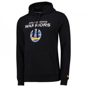 Golden State Warriors New Era Team Logo Hoodie - Mens