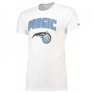Orlando Magic New Era Team Logo T-Shirt - Mens