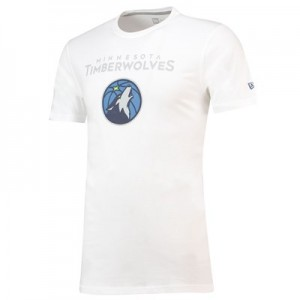 Minnesota Timberwolves New Era Team Logo T-Shirt - Mens