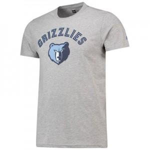 Memphis Grizzlies New Era Team Logo T-Shirt - Mens
