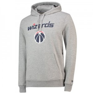 Washington Wizards New Era Team Logo Hoodie - Mens