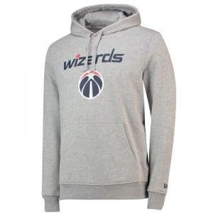 Washington Wizards New Era Team Logo Hoodie - Mens