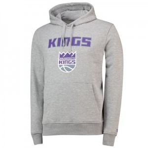 Sacramento Kings New Era Team Logo Hoodie - Mens