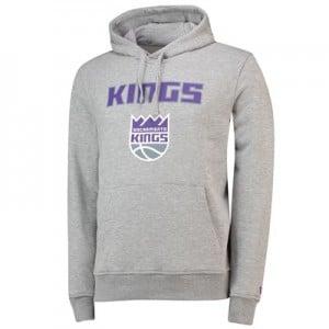 Sacramento Kings New Era Team Logo Hoodie - Mens