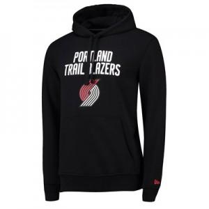 Portland Trail Blazers New Era Team Logo Hoodie - Mens