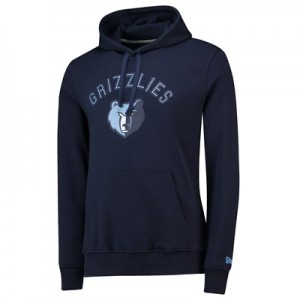 Memphis Grizzlies New Era Team Logo Hoodie - Mens