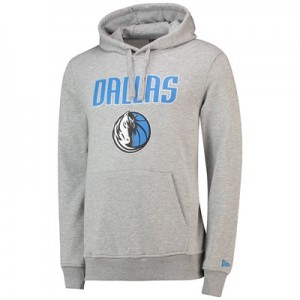 Dallas Mavericks New Era Team Logo Hoodie - Mens