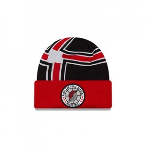 Portland Trail Blazers New Era Tip Off Series Knit Team Colour