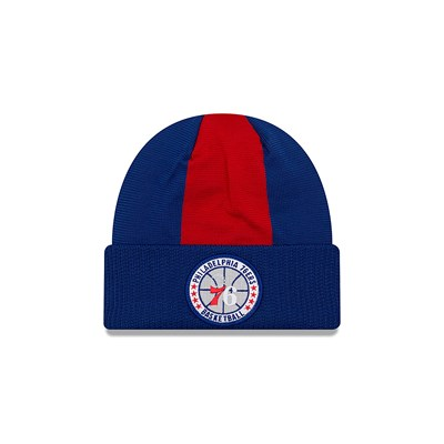 Philadelphia 76ers New Era Tip Off Series Knit Team Colour
