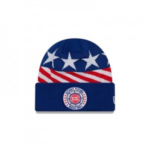 Detroit Pistons New Era Tip Off Series Knit Team Colour