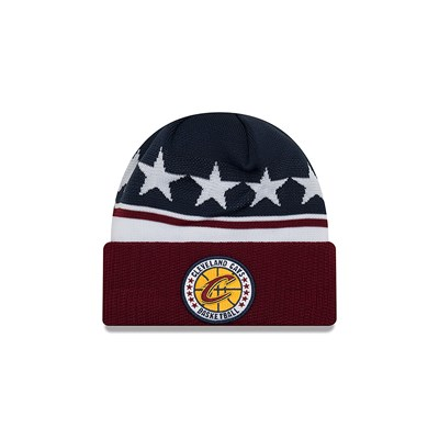 Cleveland Cavaliers New Era Tip Off Series Knit Team Colour