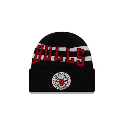 Chicago Bulls New Era Tip Off Series Knit Team Colour