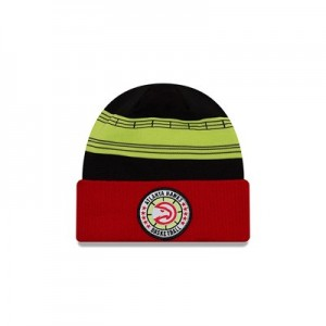 Atlanta Hawks New Era Tip Off Series Knit Team Colour
