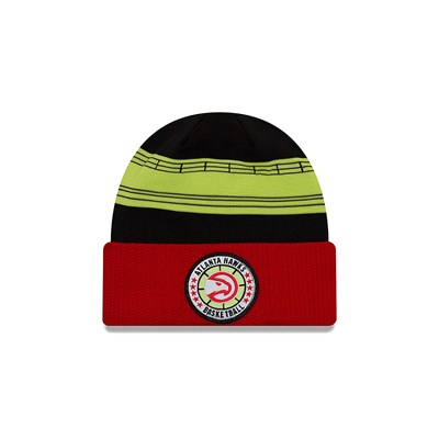 Atlanta Hawks New Era Tip Off Series Knit Team Colour