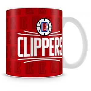 LA Clippers 11oz Team Logo Mug