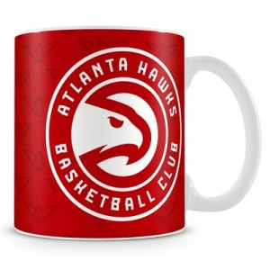 Atlanta Hawks 11oz Team Logo Mug