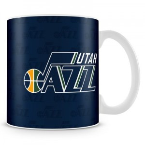 Utah Jazz 11oz Team Logo Mug