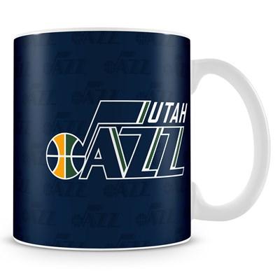 Utah Jazz 11oz Team Logo Mug