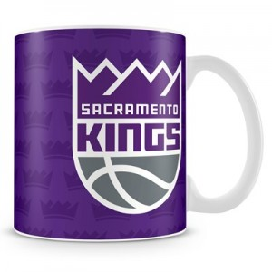 Sacramento Kings 11oz Team Logo Mug