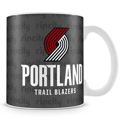 Portland Trail Blazers 11oz Team Logo Mug