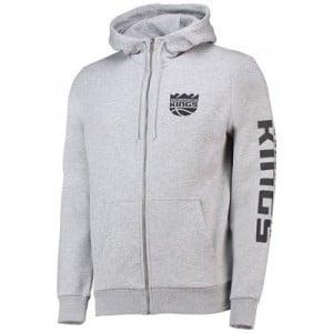 Sacramento Kings New Era Core Full Zip Hoodie - Mens