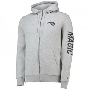 Orlando Magic New Era Core Full Zip Hoodie - Mens