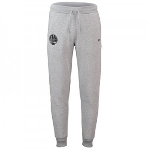 Golden State Warriors New Era Core Fleece Pant - Mens