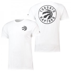 Toronto Raptors New Era Core Dual Logo T-Shirt - Mens