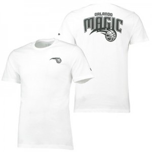 Orlando Magic New Era Core Dual Logo T-Shirt - Mens