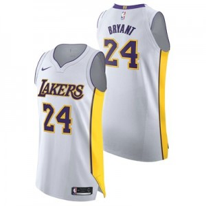 Nike Los Angeles Lakers Nike Association  Authentic Jersey - Kobe Bryant - Mens Los Angeles Lakers Nike Association  Authentic Jersey - Kobe Bryant - Mens