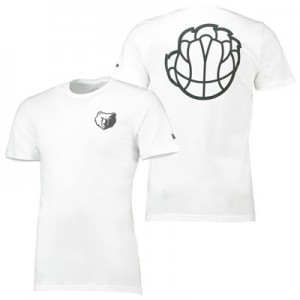 Memphis Grizzlies New Era Core Dual Logo T-Shirt - Mens