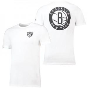 Brooklyn Nets New Era Core Dual Logo T-Shirt - Mens