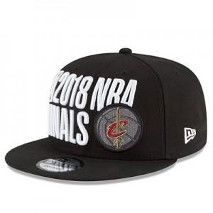 Cleveland Cavaliers New Era The Finals 2018 9FIFTY Locker Room Cap