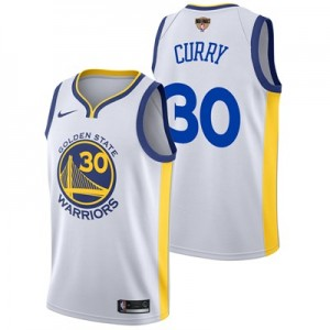 Nike Golden State Warriors Nike Association Swingman Jersey - Finals Patch - Stephen Curry - Mens Golden State Warriors Nike Association Swingman Jersey - Finals Patch - Stephen Curry - Mens