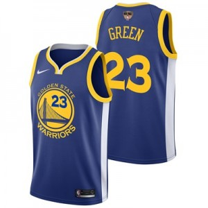 Nike Golden State Warriors Nike Icon Swingman Jersey - Finals Patch - Draymond Green - Mens Golden State Warriors Nike Icon Swingman Jersey - Finals Patch - Draymond Green - Mens