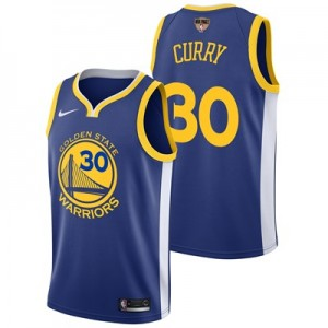 Nike Golden State Warriors Nike Icon Swingman Jersey - Finals Patch - Stephen Curry - Mens Golden State Warriors Nike Icon Swingman Jersey - Finals Patch - Stephen Curry - Mens