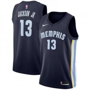 Nike Memphis Grizzlies 2017 Nike Icon Swingman Jersey - Jaren Jackson - Mens Memphis Grizzlies 2017 Nike Icon Swingman Jersey - Jaren Jackson - Mens