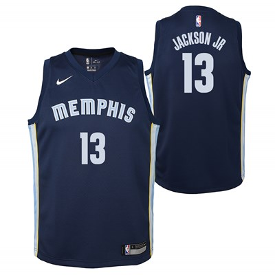 Nike Memphis Grizzlies 2017 Nike Icon Swingman Jersey - Jaren Jackson - Youth Memphis Grizzlies 2017 Nike Icon Swingman Jersey - Jaren Jackson - Youth