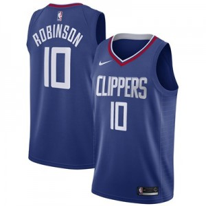 Nike LA Clippers Nike Icon Swingman Jersey - Jerome Robinson - Youth LA Clippers Nike Icon Swingman Jersey - Jerome Robinson - Youth