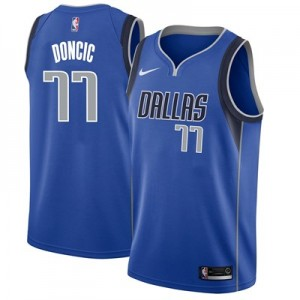 Nike Dallas Mavericks Nike Icon Swingman Jersey - Draft 1st Round Pick - Luka Doncic - Mens Dallas Mavericks Nike Icon Swingman Jersey - Draft 1st Round Pick - Luka Doncic - Mens
