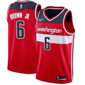 Nike Washington Wizards Nike Icon Swingman Jersey - Troy Brown - Mens Washington Wizards Nike Icon Swingman Jersey - Troy Brown - Mens