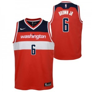 Nike Washington Wizards Nike Icon Swingman Jersey - Troy Brown - Youth Washington Wizards Nike Icon Swingman Jersey - Troy Brown - Youth